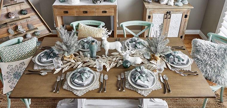 mesa-comedor-navidad-blanca-estilo