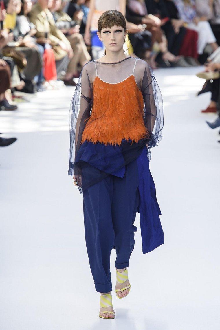moda-pasarela-plumas-ideas-estilo