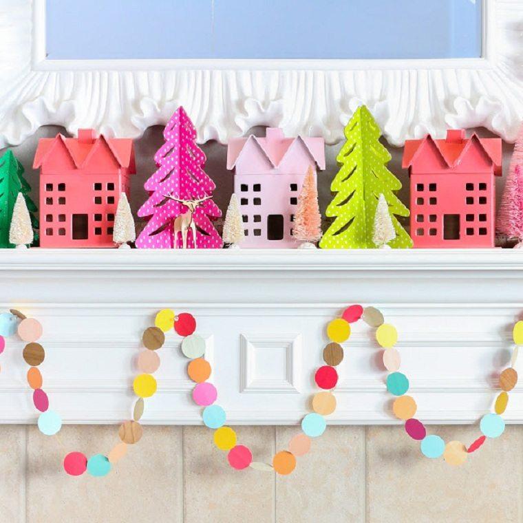 Decoraciones para navidad – Ideas para interiores modernos