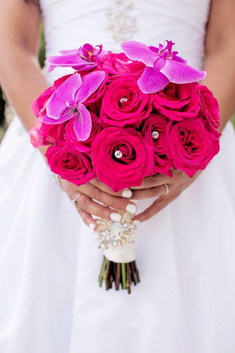 ramo-novia-rosas-rojas-orquideas