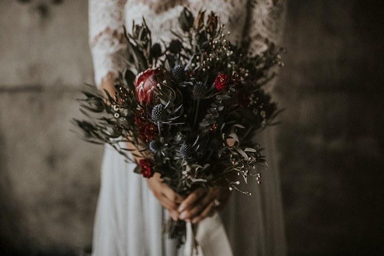 ramos de novia-estilo-original-vintage-moda-idea