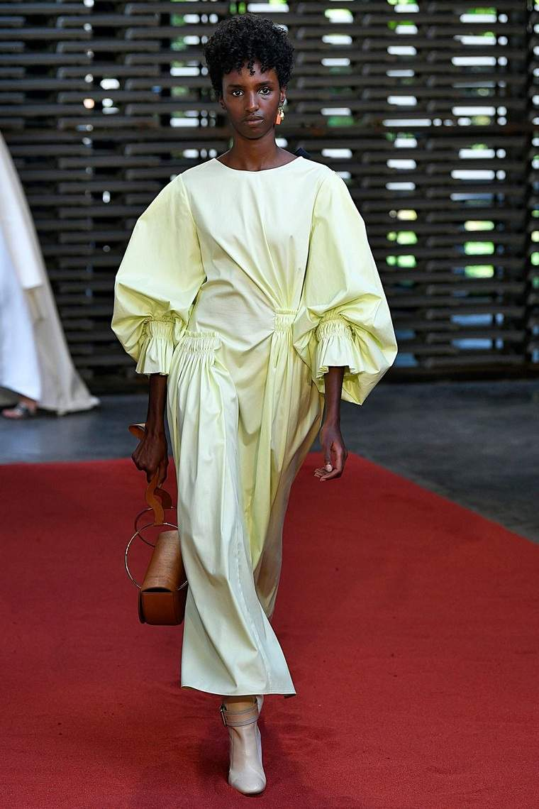 roksamda-ilncic-bonito-vestido-moderno-ideas