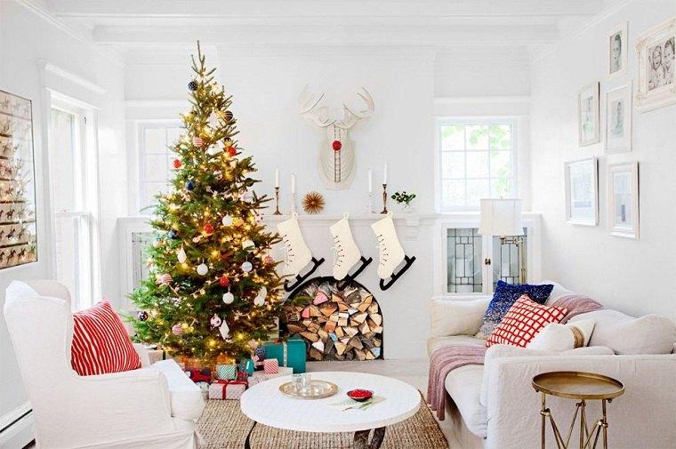 sala-estar-casa-decoracion-navidena-estilo
