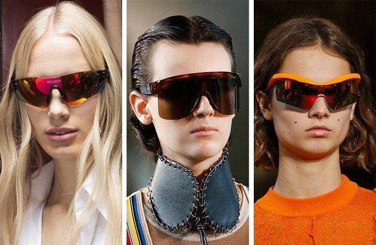 View in gallery tendencias gafas-sol-primavera-verano Tendencias gafas 2019  – Lo mejor de las pasarelas de moda ... cbfd48e19d11