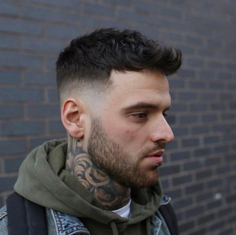 cabello-estilo-2019-Quiff-Fade