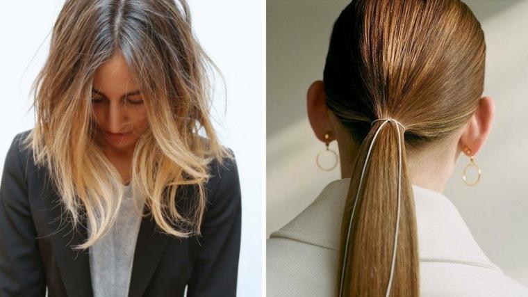 cabello-estilo-cola-opciones-chicas-2019