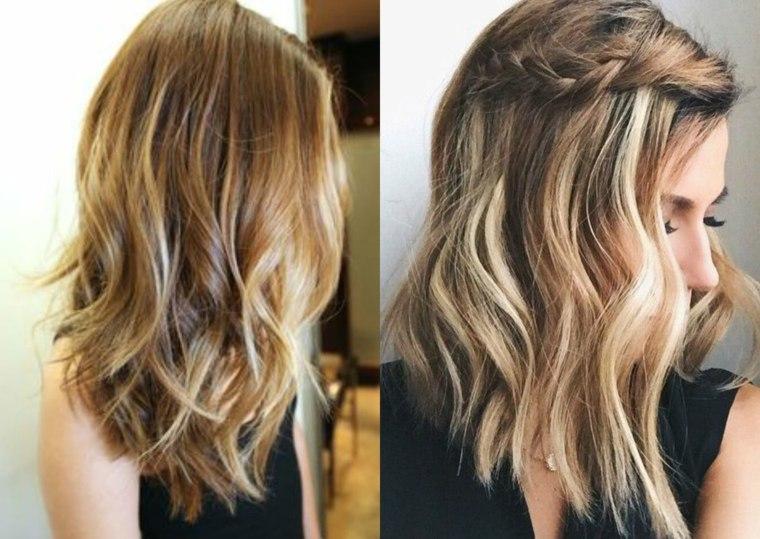 cabello-estilo-mechas-rubias-opciones