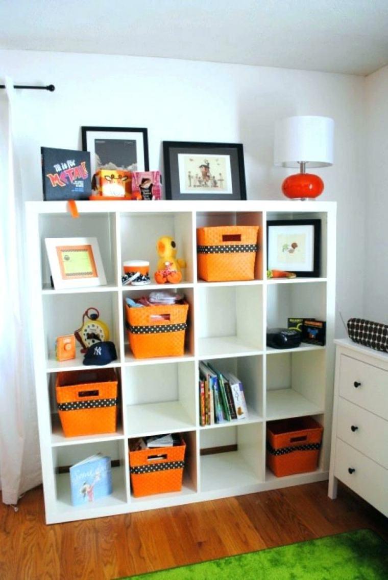 cajas organizadoras en-estante