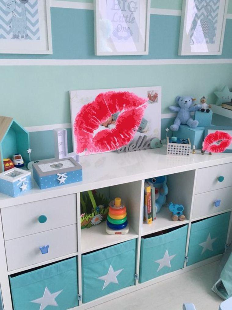 cajas organizadoras habitación-infantil