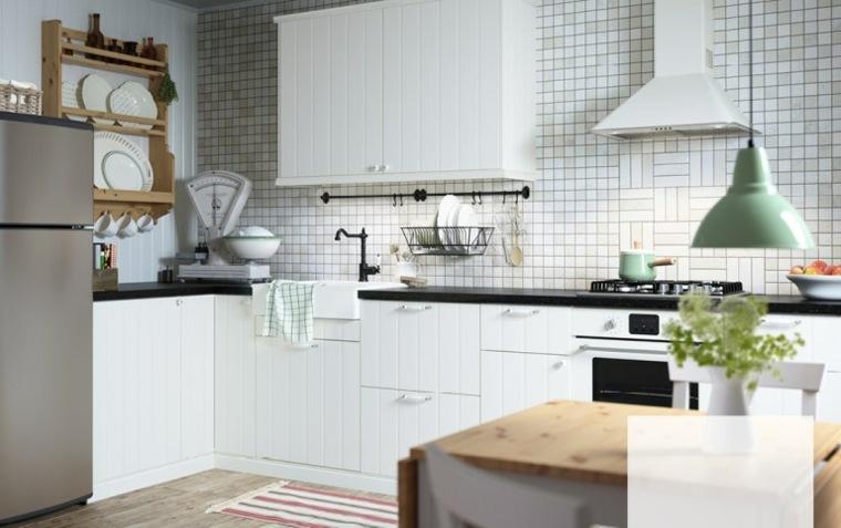 Cocinas Ikea, ideas y consejos para elegir y combinar los ...