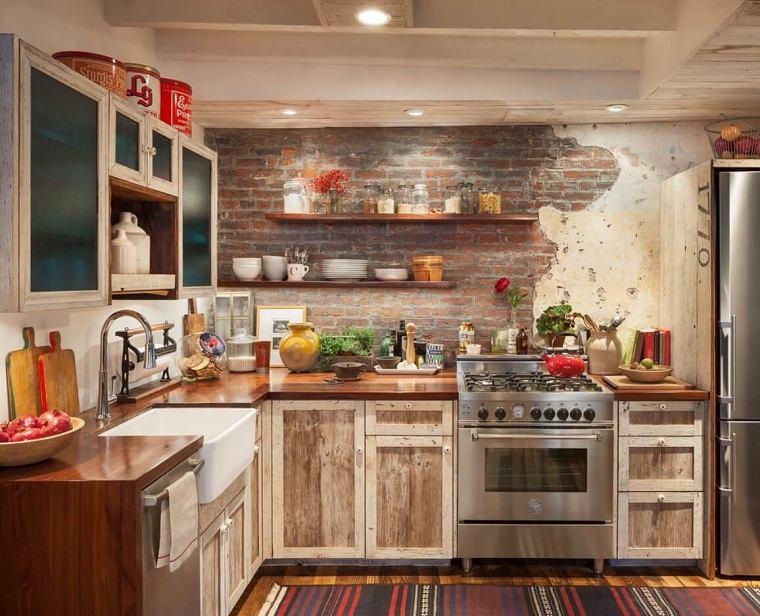 cocina-estilo-rustico-boho