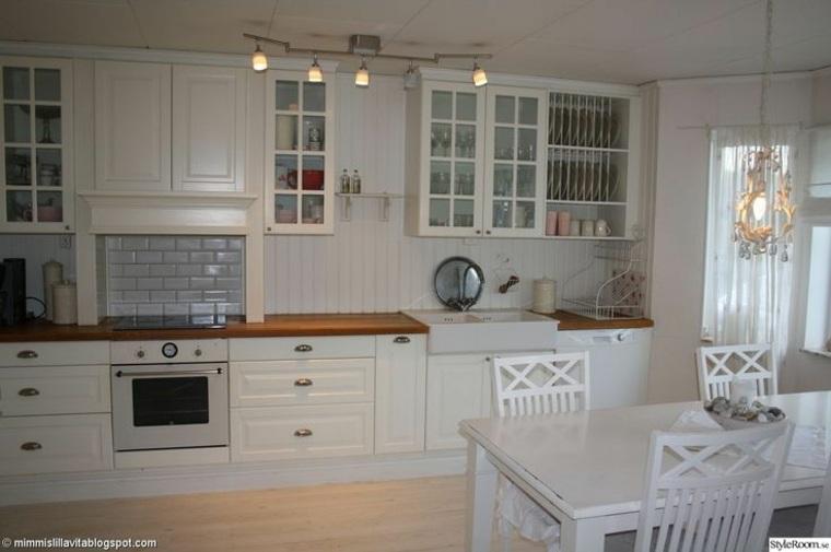 Cocinas ikea ideas y consejos para elegir y combinar los for Ikea gabinetes de cocina