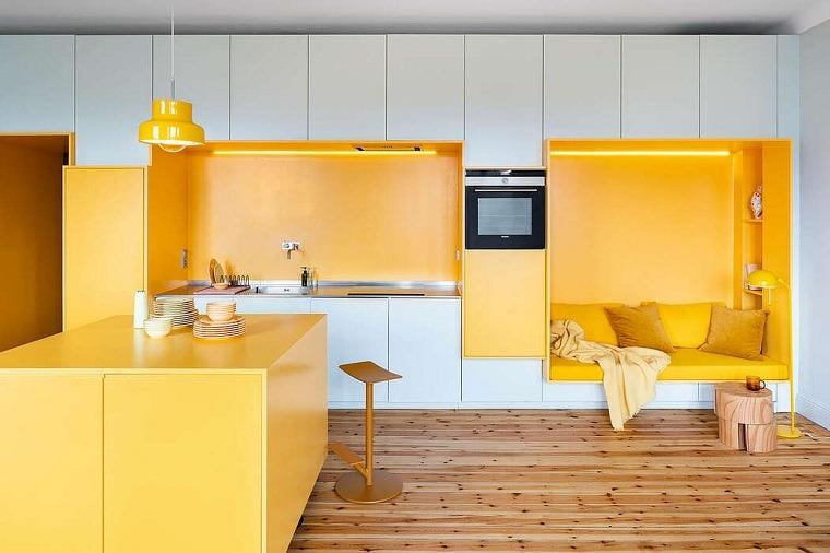 cocinas modernas 2019 lookofsky architecture