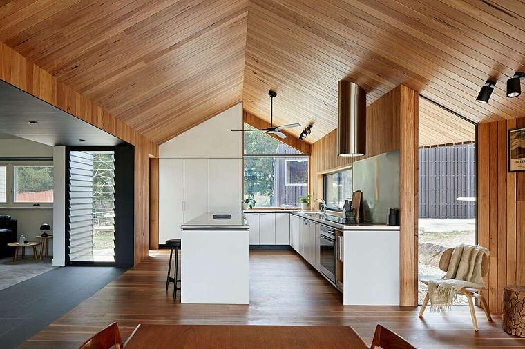 cocinas modernas 2019 solomon troup architects