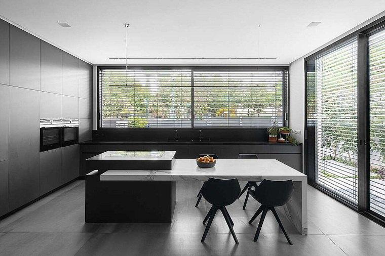 cocinas modernas 2019 un diseño de studio makom