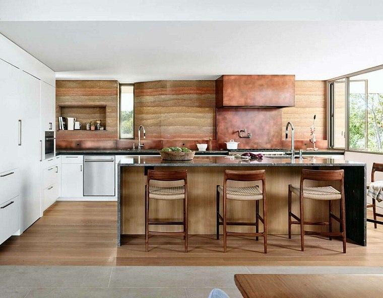 cocinas modernas 2019 jobe corral architects
