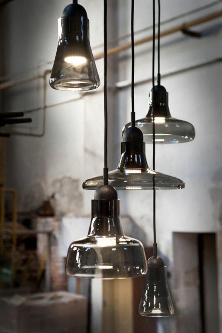 conjunto-de-lámparas-de-diseño