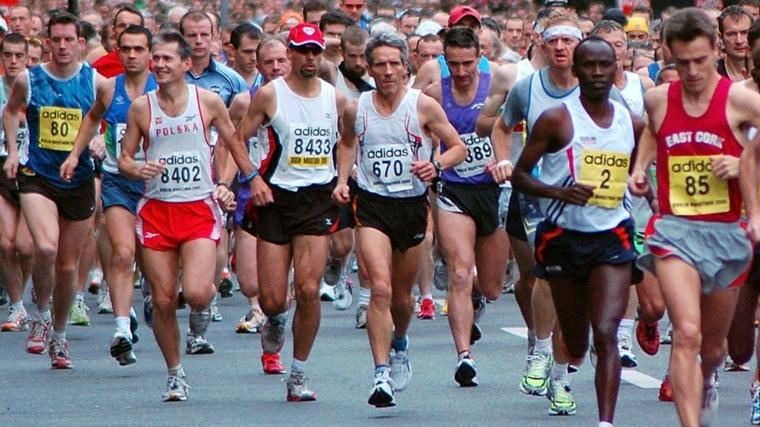 corredores-en-maratón