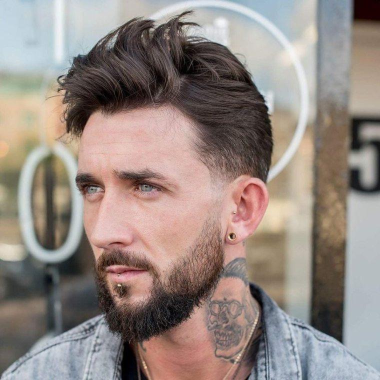 cortes-de-pelo-chico-2019-estilo-fade-ondulado