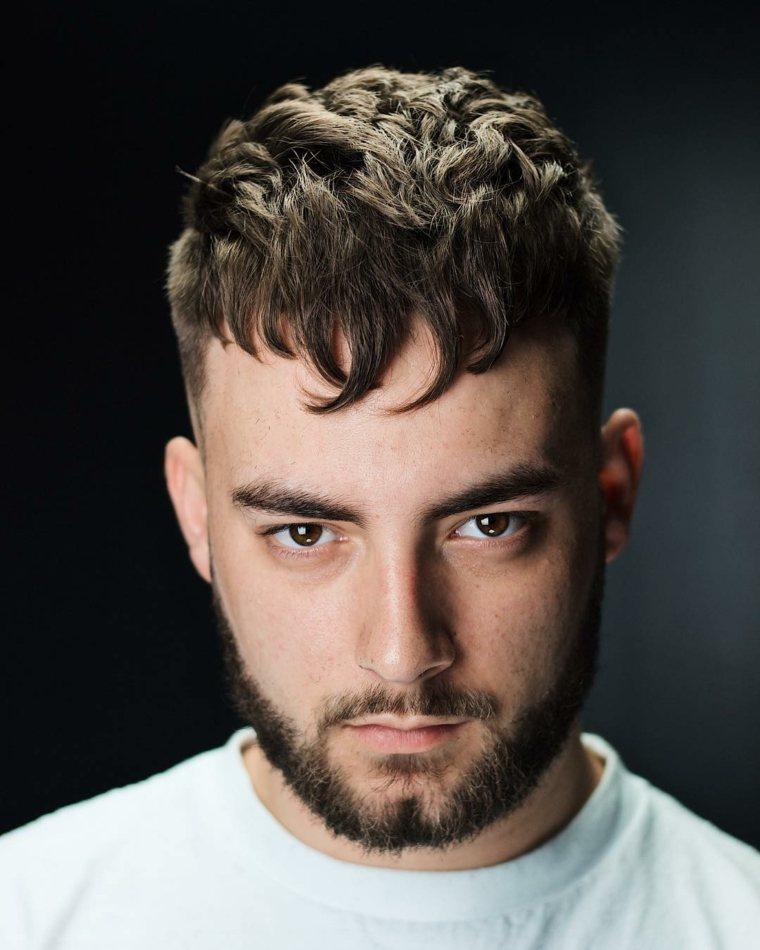 cortes de pelo hombre 2019-combinacion-estilo