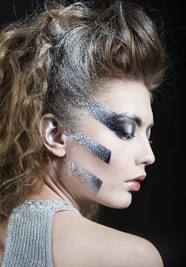 cortes-de-pelo-mujer-2019-cabello-recogido-estilo