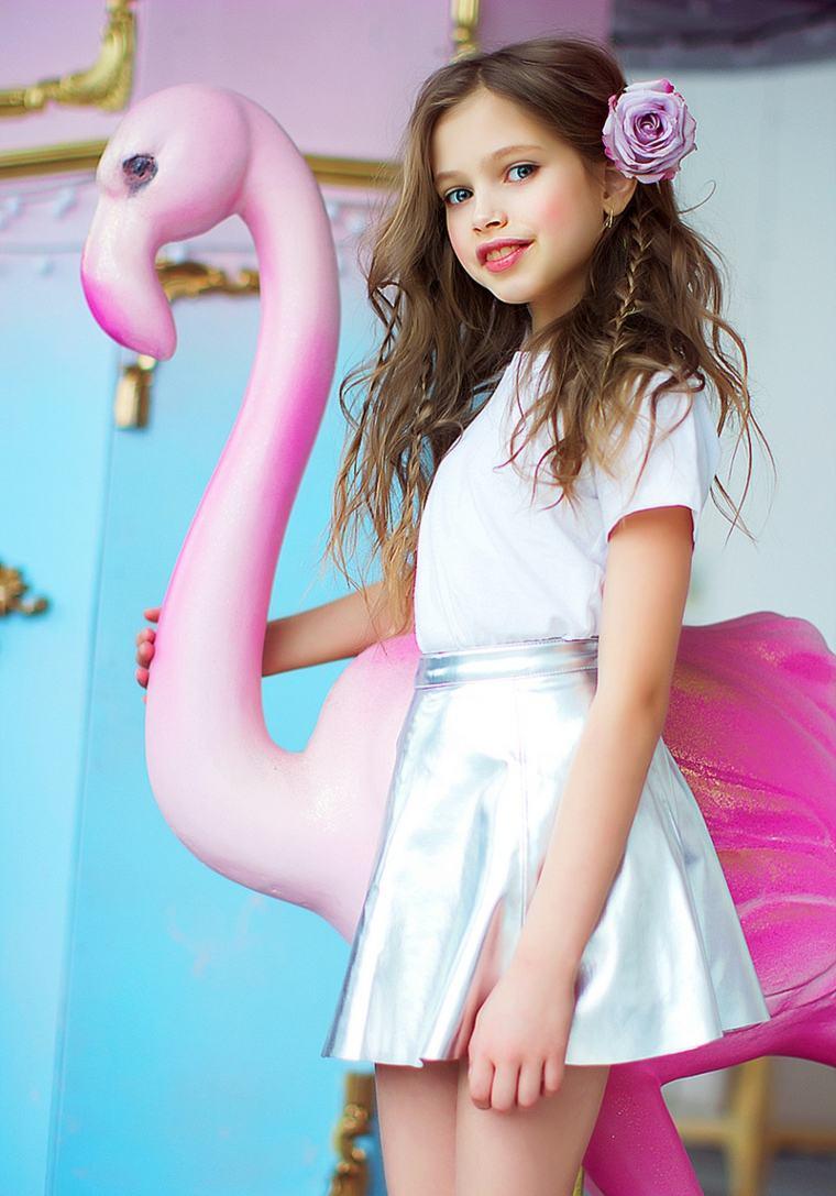 cortes de pelo niñas 2019-cabello-ondulado