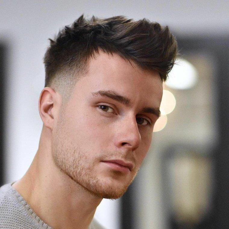 Peinados De Hombres Con Mucho Estilo Tendencias Para El 2019