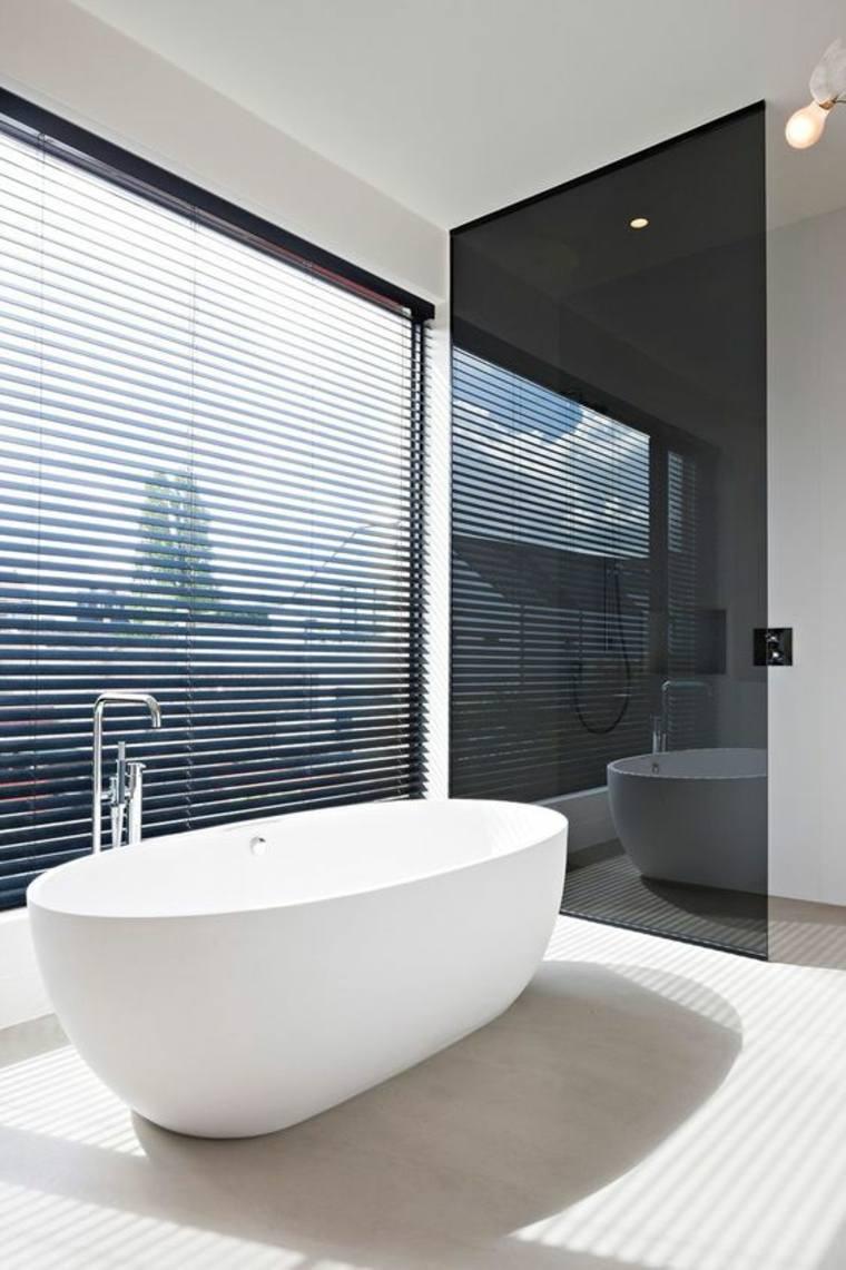 cristal ahumado diseño-de-baño