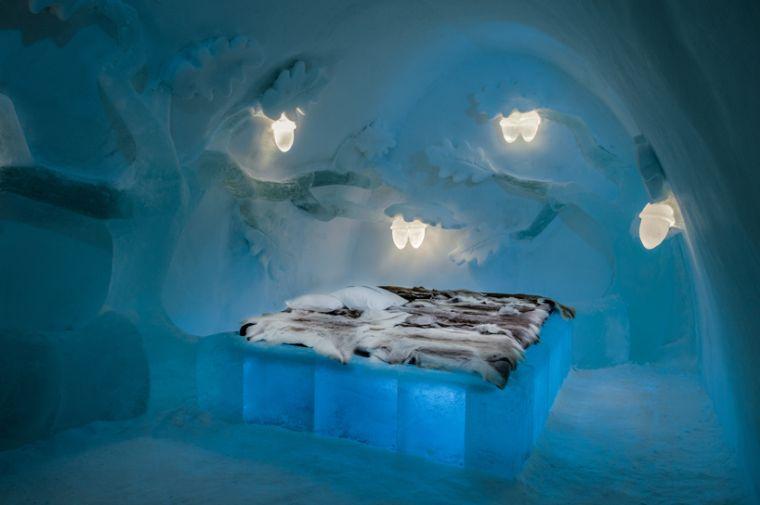 dormitorio-hotel-hielo-cama-hielo-ideas