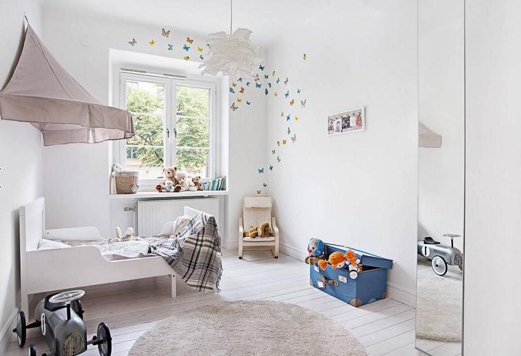 dormitorio-infantil-blanco-dosal-estilo