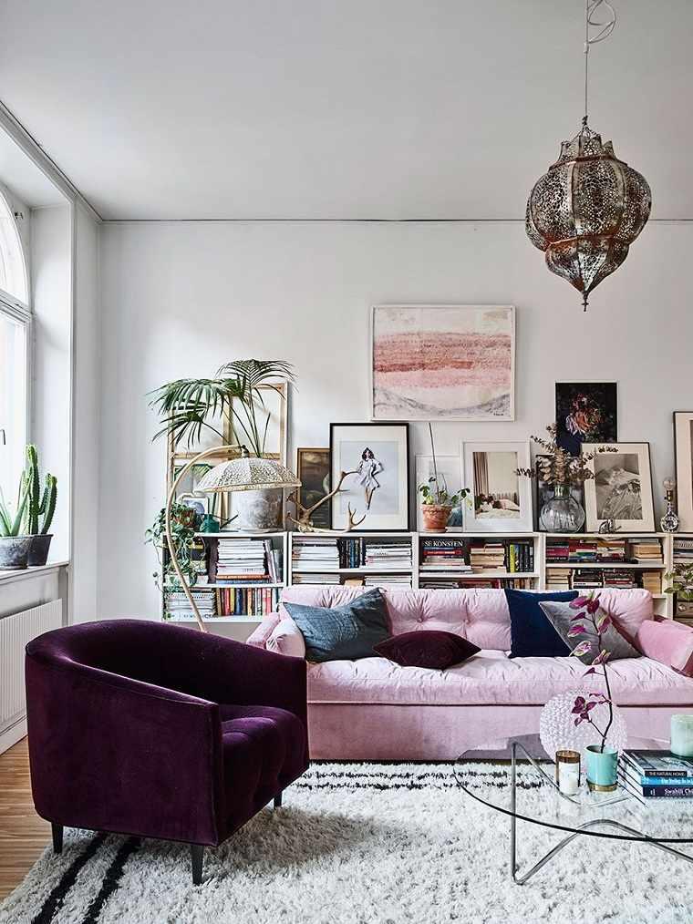 estilo-boho-muebles-sala