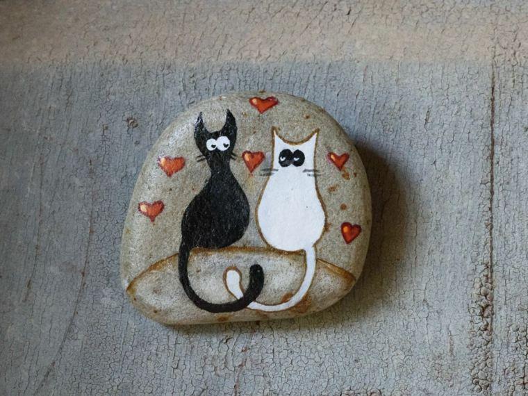 piedra gatos