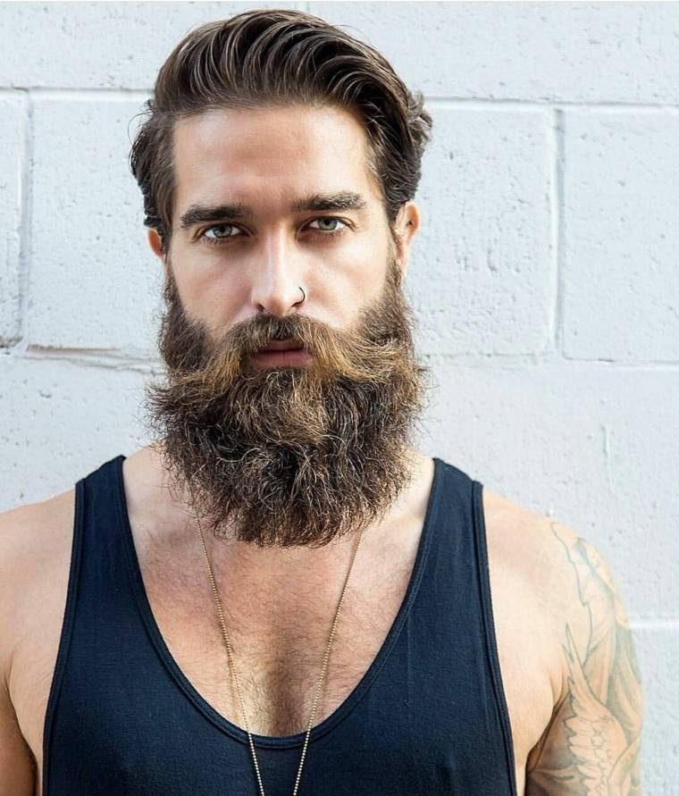 hombre-barba-ideas-corte-cabello