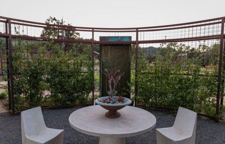 ideas de muebles de piedra