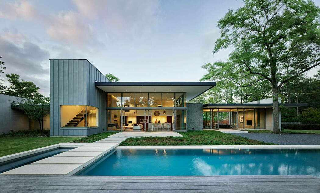 jardines interiores un diseño de rhee chaney architects