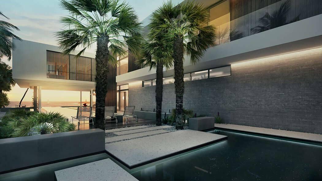 jardines interiores un diseño de