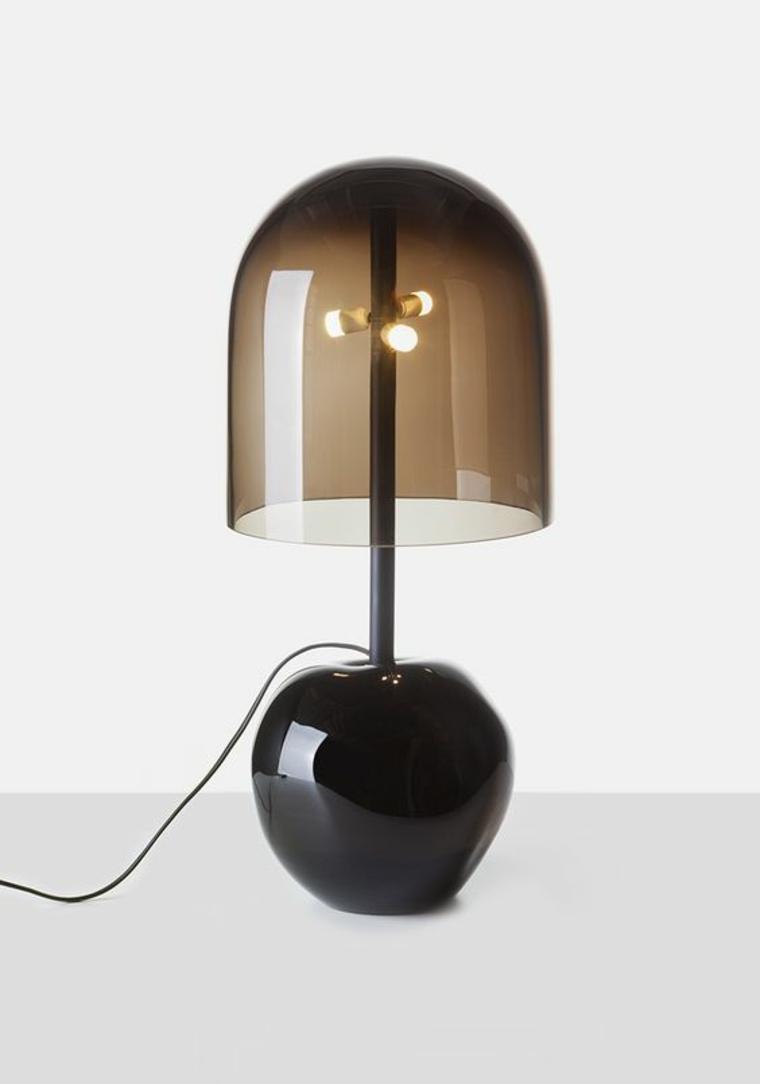 lámpara-de-diseño-de-cristal