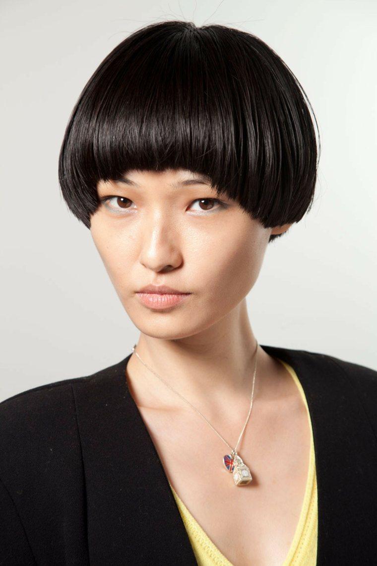 melenas cortas 2019 estilo-moda-ideas-originales