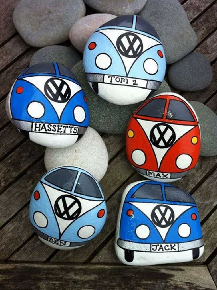 piedras vans furgonetas