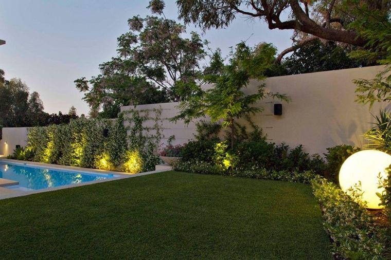 paisajes bellos con piscina