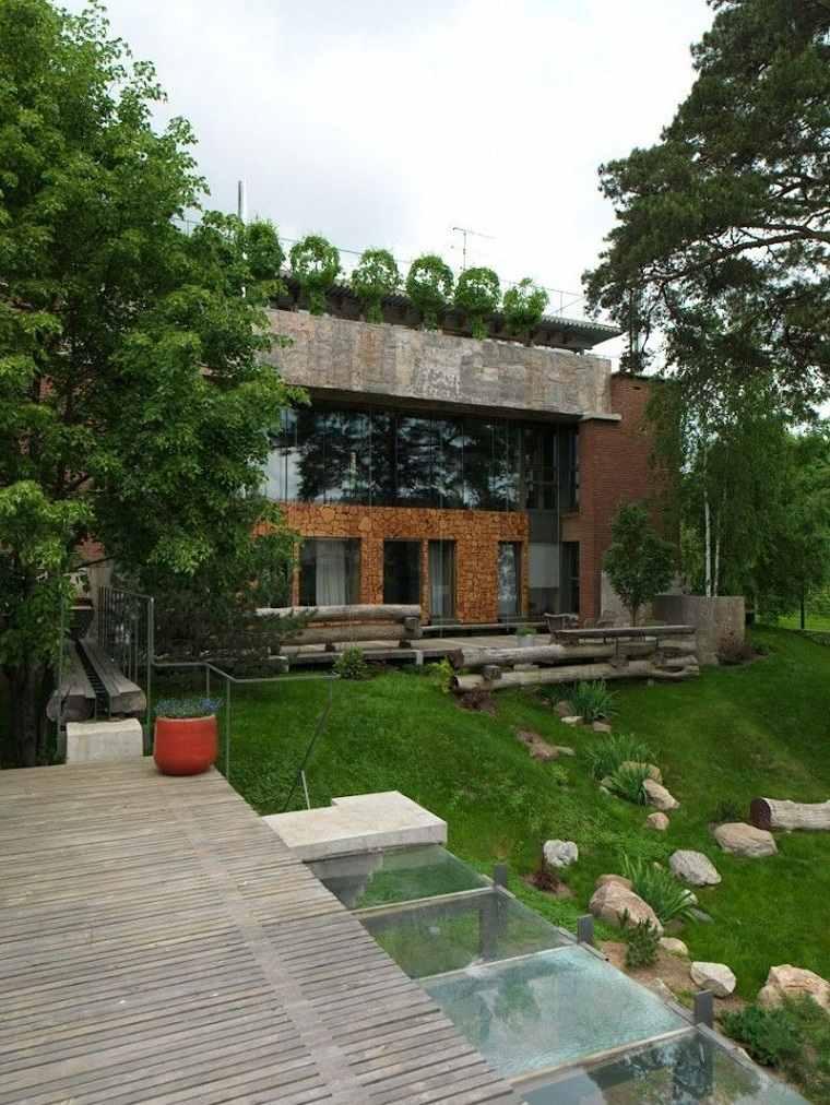 paisajes bellos-jardin-terraza