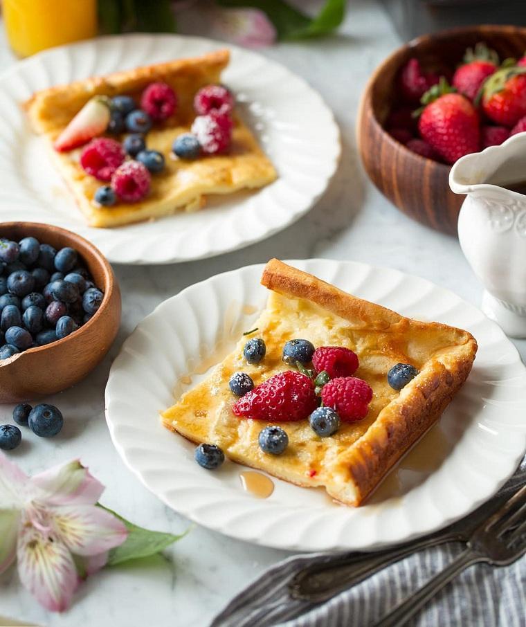 recetas San Valentín opciones-tortitas