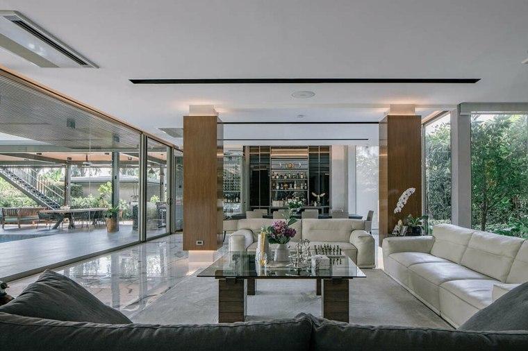 salones modernos 2019 alkhemist architects