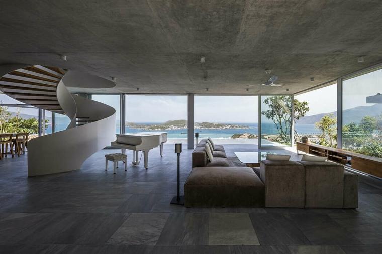 salones modernos 2019 mm architects mimya
