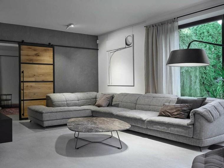 salones modernos 2019 diseño de oooox