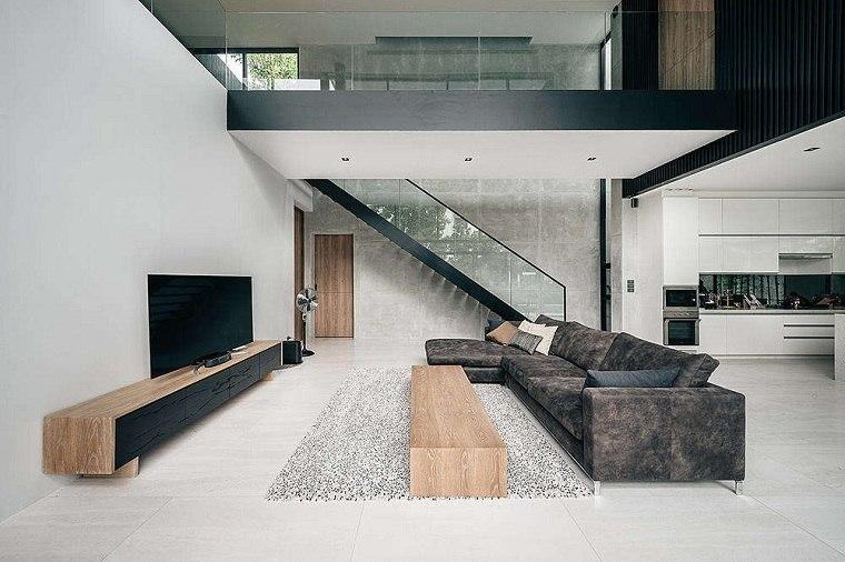 salón diseñado por anonym
