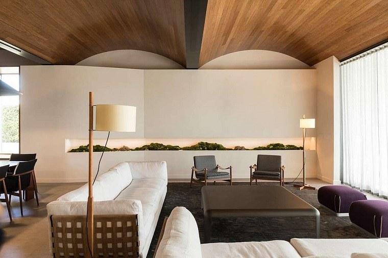 salón moderno doo architecture