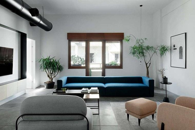 salón diseñado por eitan cohen