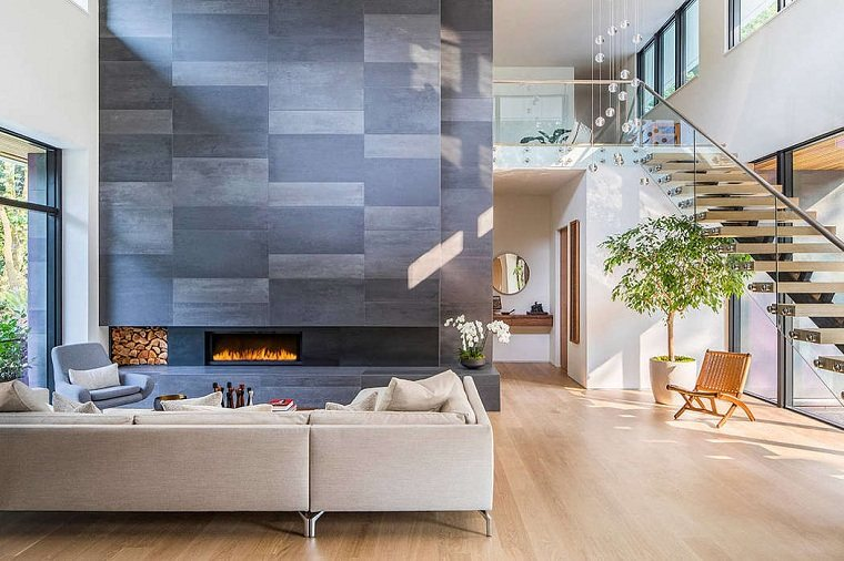 salón diseñado por giulietti schouten architects