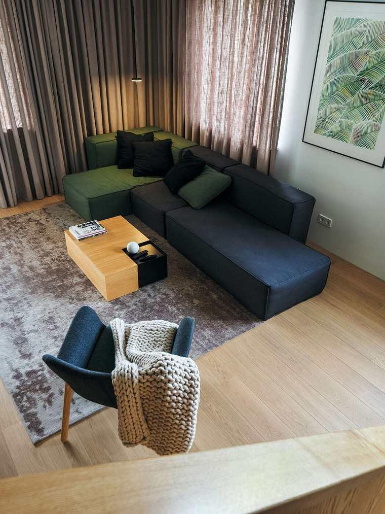 salón moderno line design studio